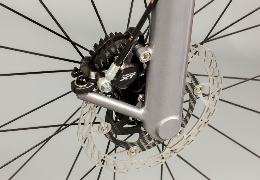 English Cycles Front Brake