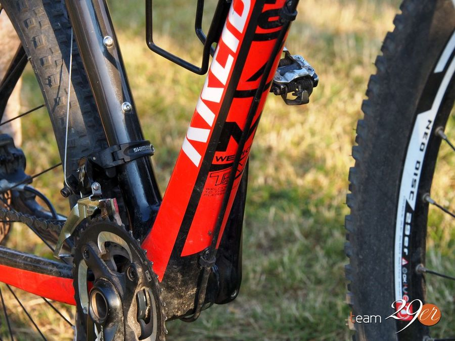 Kreidler Stud Team Test Opis Team29er 05