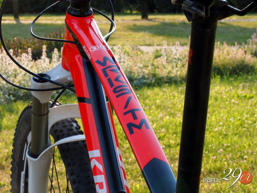 Kreidler Stud Team Test Opis Team29er 12