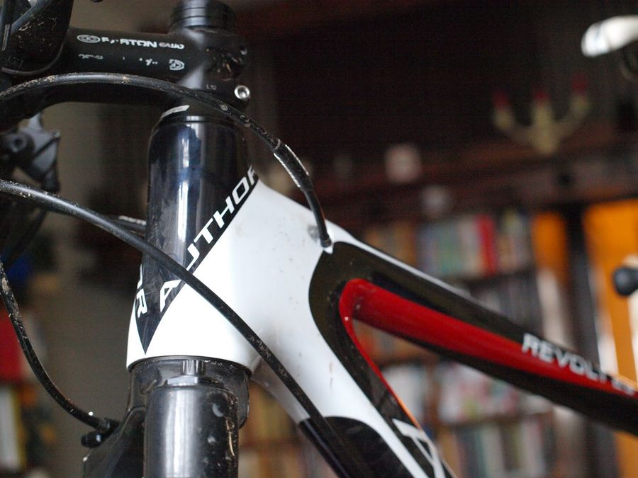 Revolt Head tube